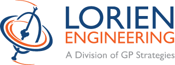 [Logo] Lorien Engineering Solutions - A division of GP Strategies