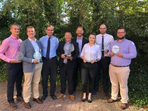 Lorien Team Lifts Project Management Cup