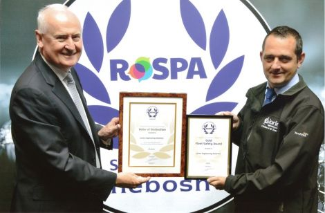 More landmark ROSPA awards for Lorien