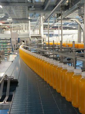 Lorien and Britvic - Manufacturing Success
