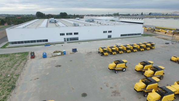 Lorien Completes Factory Expansion for Combine Harvester Manufacturer