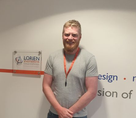 Aerospace Engineer joins Lorien Engineering Solutions