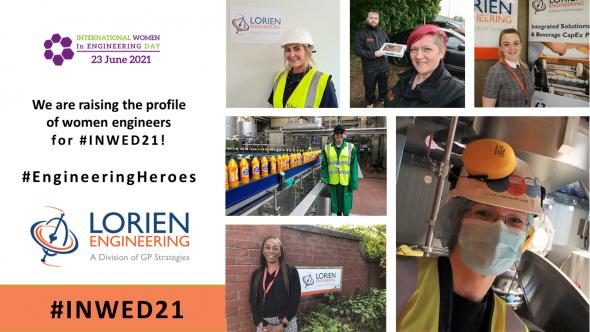 Celebrating International Women in Engineering Day
