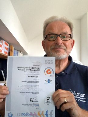 Commitment to Quality with ISO 9001 Standard