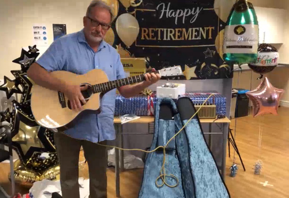 Lorien's Operations Director retires after three decades