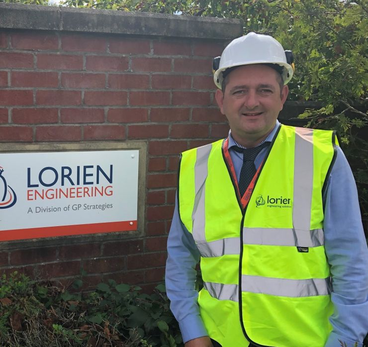 Elliot Follows, Head of Compliance at Lorien Engineering Solutions
